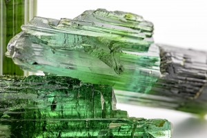 Green tourmaline nutures the masculine energy and encourages personal empowerment.