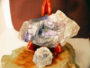 Blue Halite awakens intuition.