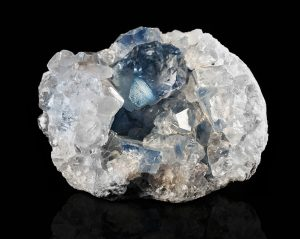 Celestite connects you to angelic support.