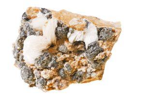 Cerussite-Mineral-Stone