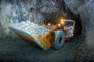 mineral mining