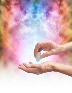 wholebodylayout Crystal healer sensing energy